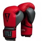 Перчатки тренировочные TITLE Memory Foam Tech Training Gloves