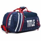 Сумка-рюкзак TITLE World Champion Sport Bag/Back Pack 2.0