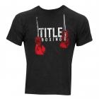 Футболка TITLE Boxing Hanging Gloves Tee
