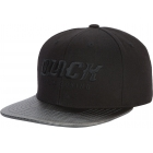Кепка TITLE BLACK Carbonite Flat Bill Cap