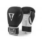 Перчатки тренировочные TITLE Pro Style Leather Training Gloves 3.0