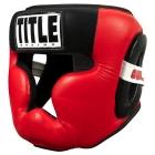 Шлем TITLE GEL Radiate Full Training Headgear