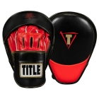 Лапы TITLE Boxing Fist Extended Punch Mitts