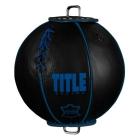 Пневматика на растяжках TITLE Retro Style Leather Double End Bag