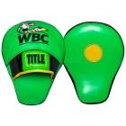 Лапы TITLE Boxing WBC Focus Mitts