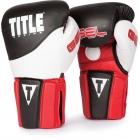 Лапы-перчатки TITLE Gel Tri-Brid Training Gloves