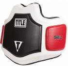 Пояс тренера TITLE Gel Body Protector