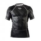 Компрессионная футболка PERESVIT  Silver Force Rashguard  короткий рукав