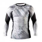 Компрессионная футболка PERESVIT  Silver Force Rashguard  длинный рукав