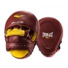 Лапы EVERLAST Elite Leather Punch Mitts