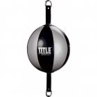 Груша пневматическая на растяжках TITLE Platinum Double End Bag