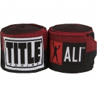 Бинты TITLE Muhammad Ali Semi-Stretch Hand Wraps