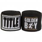 Бинты TITLE Golden Boy Elite Stretch Hand Wraps