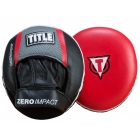 Лапы TITLE Defense Shield Zero-Impact Punch Mitts