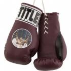 "Сувенирные перчатки TITLE Ali 7"" Replica Boxing Gloves"