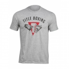 Футболка TITLE Boxing Wrapped Hands Tee