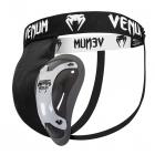 Защита паха VENUM Competitor Groinguard & Support Silver Series