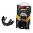Капа для брекетов OPRO Gold Braces UFC Hologram