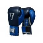Перчатки тренировочные TITLE Boxing Royalty Leather Training