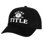 Кепка TITLE Boxing Old School Adjustable Cap