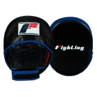 Лапы FIGHTING SPORTS Freedom Leather Focus Mitts
