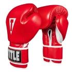 Перчатки тренировочные TITLE Boxeo Mexican Leather Training Gloves Tres