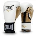 Тренировочные перчатки EVERLAST Powerlock Hook & Loop Training Gloves (из синтетической кожи)