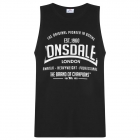 Майка LONSDALE Boxing Vest Top