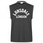 Безрукавка LONSDALE Boxing Vest Top
