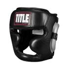 Шлем  боксёрский TITLE Platinum Premier Full Training Headgear 2.0