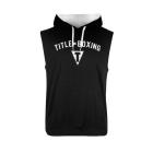 Кенгурушка без рукавов TITLE Boxing X-Factor Muscle Hoody Tee