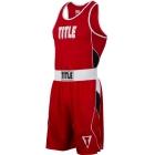 Форма для соревнований TITLE Aerovent Elite Amateur Boxing Set 8