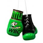 Перчатки сувенирные TITLE WBC Mini Boxing Gloves