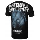 Футболка PIT BULL Black Dog
