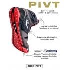 Боксерки EVERLAST PIVT Low Top Boxing Shoes